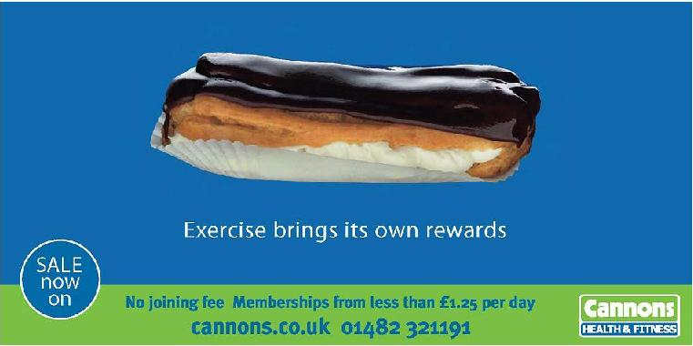 Click to view Cannons Health & Fitness Club Hull