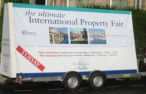Click to Enter Arena Estatates for International Property